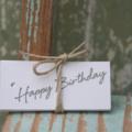12 Happy Birthday ~   Birthdays Tags ~ Happy Birthday Gift Tags