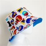 Boy's Superhero Hat - Size 2 - 3.5 years