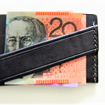 Card money organiser // men's wallet // card wallet / leather wallet / Christmas