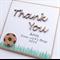 Thank You Coach card teacher sport soccer football personalised custom team