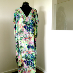 Ladies Kaftan | Monet | Maxi Length