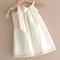 White Swan Dress
