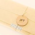4 Bamboo Gift Tags, 11 Designs, Gift Wrapping, Christmas Birthday
