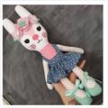 Miss Bunny softie