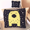 Neon Monster Cushion