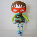 Boy Superhero Softie Doll