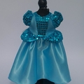 Princess Ballgown - Blue