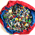 Lego Bag and Playmat in One by Toyzbag®