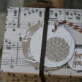 6 Christmas Gift Tags ~ Ready to Post