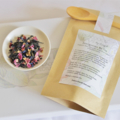 80g Organic Earl Gey Tea With Rose Petals and Cornflowers