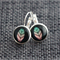 Feather ~ Lever Back Earrings