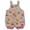 Bugs Cotton Overalls