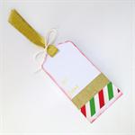 Christmas Gift Tags - Mixed set (8)