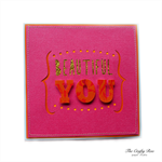 Encouragement Blank Greeting Card