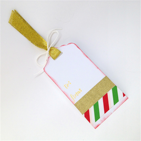 Christmas Gift Tags - Mixed set (8)