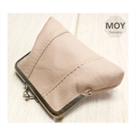 Blush Leather Coin purse