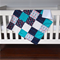Baby Blanket - Handmade Baby Blanket - Patchwork Blanket