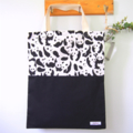 FREE Name Stamp/Library Bag:Lesson Bag-Camouflage PANDA