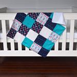 Baby Blanket - Minky Blanket