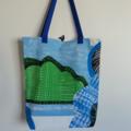 Colourful Fold-up Market Bag