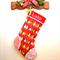 Personalised Christmas Stocking - Christmas Trees