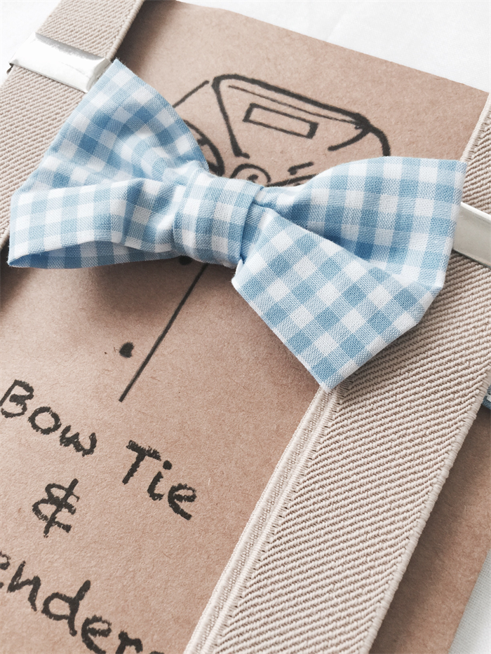 how to make a toddler bow tie