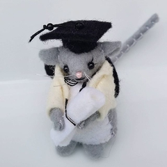 Graduation Mouse - Custom Order