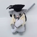 Graduation Mouse - Custom Order