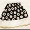Rockabilly heart skirt  Size 1.
