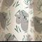 dress - koala / organic cotton peasant-style / eco friendly / girl 4 years