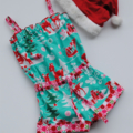 CHRISTMAS PLAY SUIT