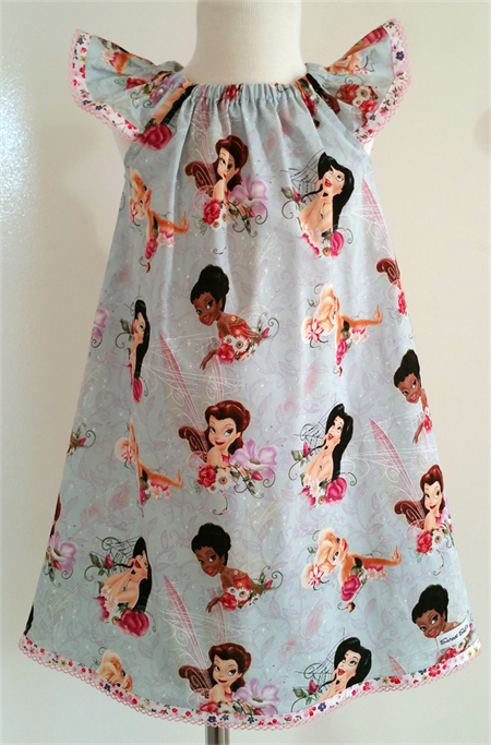 Tinkerbell and Friends Seaside Dress 