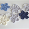 String of Stars Garland | Christmas Bunting | Decoration | Tinsel | Hand Crochet