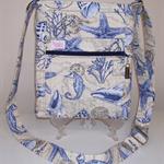 Two Zip Hipster Bag/Stachel