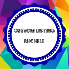 Custom listing for Michele Kids Colour Me In Messenger Bag