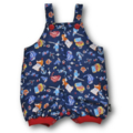 Boys Cotton Overalls - FREE POST