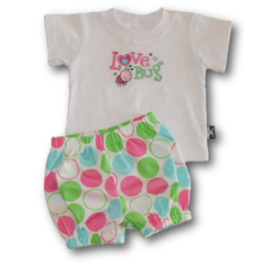SIZE 000 Love Bug Baby SET