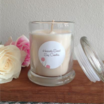 Wild Rose Soy Candle