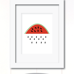 watermelon days print