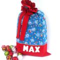 "Personalised "" Christmas Santa Sacks "" .."
