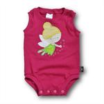 SIZE 0 (6-12mths) Handmade Baby Sleeveless Bodysuit... Fairy
