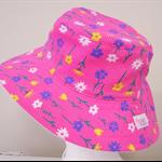 Toddler Hat  ~ Springtime Pink ~ 50cm ~ Wide Brim