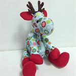 Ruby the Reindeer