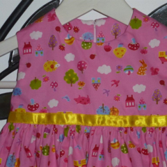 Size 6 to 12 months Dress