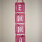Handpainted Personalised Letter Tiles