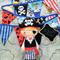 Pirate Softie & Bunting Set