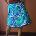 Wrap Skirt (S - L) one size fits most.