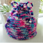 Tea Cosy - Pink and Purple