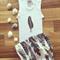 Feather print boho nappy cover set | 000-2