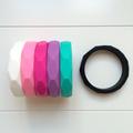 Silicone Bangle Teether / Teething Toy